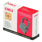 Oki Ribbon Black Nylon 1595 (09002303)