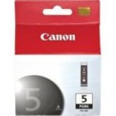 Canon Inkjet Cartridge Toner Black PGI-5BK