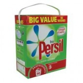 Persil Biological Washing Powder, 6.3kg
