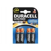 Duracell Ultra Power Battery AA  Pk4 S5723