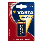 Varta Max Tech Battery 9V Mn1604