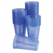Caterpack Water Cup 7Oz Blue Pk50 2193