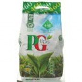 PG Tips Pyramid Tea Bag Pack 460