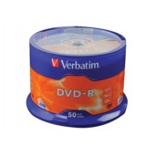 DVD-R 4.7Gb 16X Spindle pack 25 43522