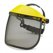 "Steel Mesh Visor (7.5"") (10 Pack)"