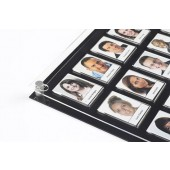 Clear Acrylic Security Front - 10 photo's