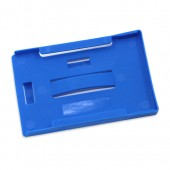 Multi Card ID Badge Holder (Royal Blue)