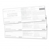 Contractor Pass System (Refills)