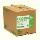 The Green Sack Swing bin Liners pack 150