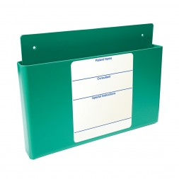 Patient Record Holder 360mm x 280mm - for wall/door