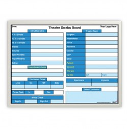 Theatre Swabs Board