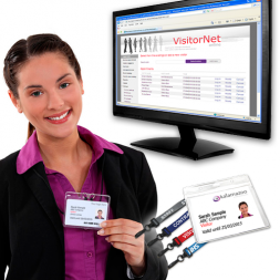 Visitornet Visitor Management Software