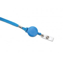 Breakaway Lanyard with YoYo (Sky Blue)