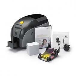 Zebra ZXP Series 1 ID Card Printer (Starter Pack)