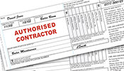 Contractor Passes