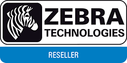 Zebra Reseller Badge