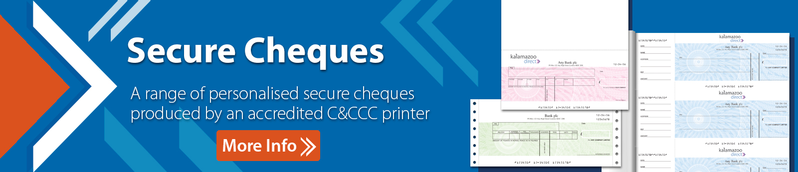 Secure Cheques