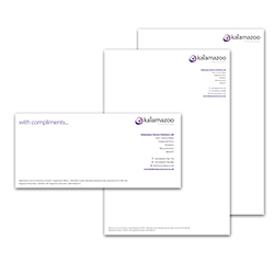 Motor Dealership Stationery